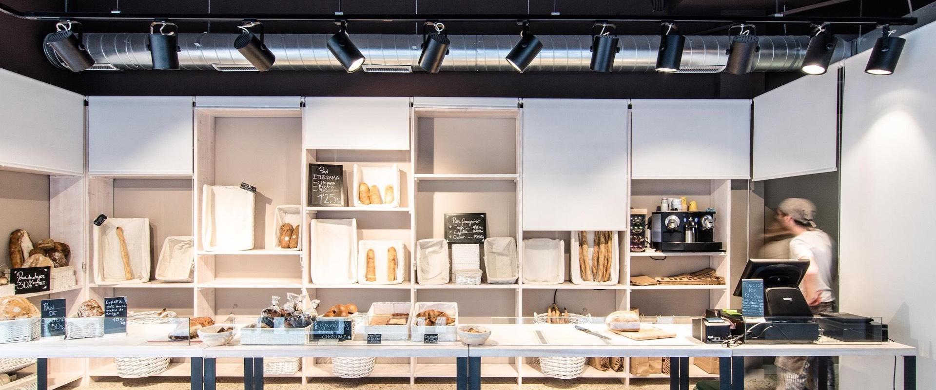 L'Atelier, el hogar del pan.