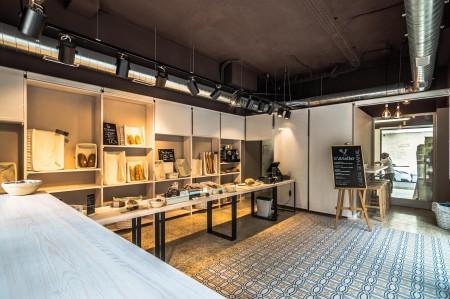 L'Atelier, el hogar del pan